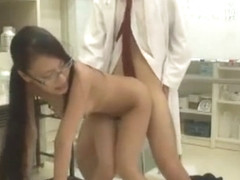 Amazing Japanese slut in Incredible Cumshots, Medical JAV video