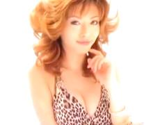 Fabulous Japanese model Anna Akizuki in Amazing JAV video