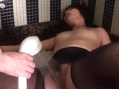 Incredible Japanese model in Amazing Showers, Masturbation/Onanii JAV clip