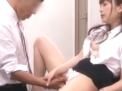 Hottest Japanese model Yuria Sonoda, Meisa Asagiri, Maomi Nagasawa in Crazy Office, Doggy Style JA.
