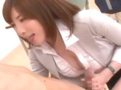 Hottest Japanese model Yui Akane in Best Blowjob/Fera, Big Tits JAV scene