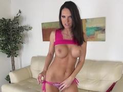 Amazing pornstar Jennifer Dark in Exotic Fake Tits, Brunette xxx scene