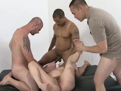 Amazing pornstar Kiki Daire in hottest hairy, facial sex video