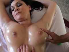 Hottest pornstar Adriana Kelly in Horny MILF, Massage sex movie