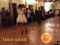Naked on Stage 150 Tania Arias Festival de Montemor