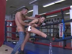 Fabulous pornstar Nikita Bellucci in Best Facial, Sports adult scene