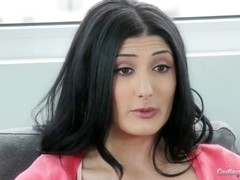 Casting Couch-X Video: Christina
