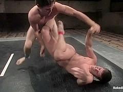 NakedKombat Derrek Diamond vs Lee Stephens