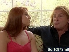 Teen Olivia Wilder assfucked until cum in ass
