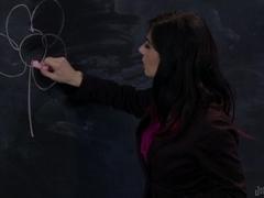 Hot For Teacher Solo BurningAngel Video