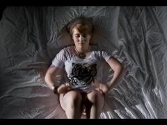 Girl masturbating -Elle Diablo