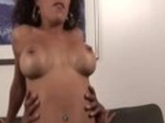 Hottest pornstar Cassidy Clay in crazy ebony, big ass xxx clip