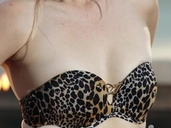 Crazy pornstar in Exotic Fingering, Solo Girl adult clip