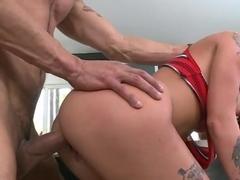 Busty Emo Girl Christy Mack Gets Banged