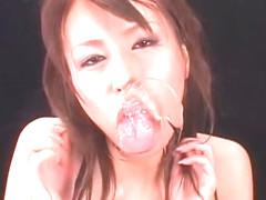Horny Japanese girl Jessica Kizaki in Crazy JAV scene