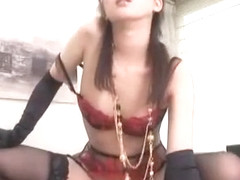 Fabulous Japanese whore Kaori Amai in Best Fingering, Fetish JAV scene