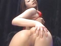 Fabulous Japanese whore in Exotic Blowjob/Fera, Masturbation/Onanii JAV movie