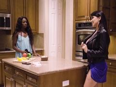 Romi Rain, Ana Foxxx In Dark Obsession Scene 5