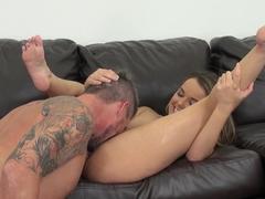 Fabulous pornstar Dillion Harper in Hottest College, Big Tits adult movie