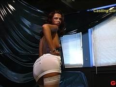 Horny pornstar in Incredible Big Tits, Stockings sex video