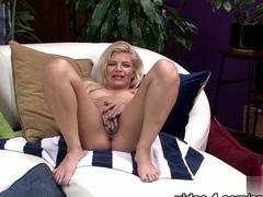 Hottest pornstar Alex Little in Fabulous Masturbation, Blonde porn video