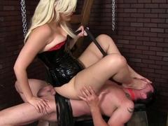 Amazing pornstars Jack Vegas, Jenna Ivory in Crazy Facial, Femdom adult clip