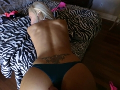 Hottest pornstars Nina Elle, Chloe Amour in Amazing Blonde, Pornstars porn video