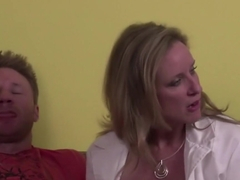 Incredible pornstar Jodi West in best cunnilingus, facial sex video