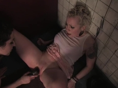 Amazing fetish porn scene with fabulous pornstars Lorelei Lee and Danny Wylde from Wiredpussy