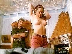 Athena Massey in Termination Man (2000)