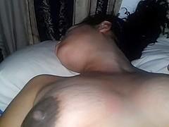 Hawt PREGGY Latin Babe wife getting satisfied