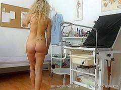 A hidden cam inside a gyno hospital