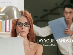 Susana Melo in Lay Your Hands on Me Scene