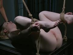 BDSM XXX Innocent girl finds herself defenceless