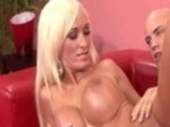 Crazy pornstar Lichelle Marie in exotic cumshots, blonde adult movie