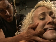 Best fetish porn scene with incredible pornstars Mickey Mod and Dylan Ryan from Dungeonsex