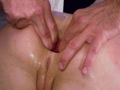 Best fetish, anal porn movie with hottest pornstars Randy Spears and Amber Rayne from Everythingbu.