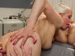 Horny redhead, fetish xxx video with amazing pornstars Maitresse Madeline Marlowe, Josi Valentine .