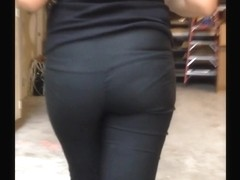 Latina Booty Candid Part 2