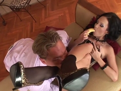 Fabulous pornstar Regina Moon in crazy foot fetish, brazilian sex movie