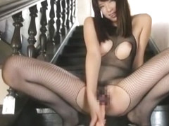 Hottest Japanese slut Kaede Imamura in Incredible Solo Girl, Dildos/Toys JAV clip