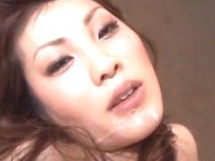 Hottest Japanese girl Ryo Shinohara in Exotic Threesomes, Stockings/Pansuto JAV movie