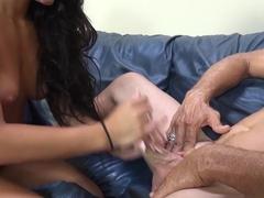 Amazing pornstar Morgan Lee in Best Cumshots, Small Tits porn video
