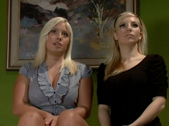 Amazing fetish, lesbian sex movie with incredible pornstars Kait Snow and Ashley Fires from Whippe.