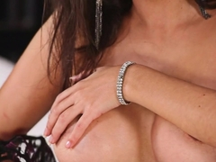 Amazing pornstar in Incredible Brunette, Big Tits adult movie