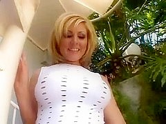 Large mother I'd like to fuck Melons 8