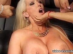 Alura Jenson in Overwhelmed by Trannies