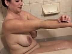 Ryan in bath