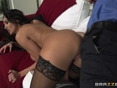 Real Wife Stories: Double Timing Wife Part Two. Ava Addams, Bill Bailey, Mick Blue