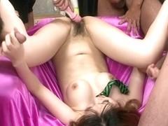 Best Japanese model Yuria Kano in Crazy JAV uncensored Facial video